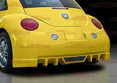 Beetle - Rear Bumper - AIT Racing - Volkswagen Beetle AIT Racing EVO Style Rear Bumper - VWB98HIEVORB