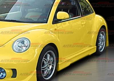 Beetle - Side Skirts - AIT Racing - Volkswagen Beetle AIT Racing EVO Style Side Skirts - VWB98HIEVOSS