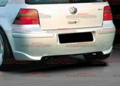 Golf - Rear Add On - AIT Racing - Volkswagen Golf AIT Racing Corsa Style Rear Apron - VWG98HICORRAD