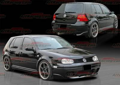 Golf - Body Kits - AIT Racing - Volkswagen Golf AIT Racing Corsa Style Body Kit - VWG99HICORCK