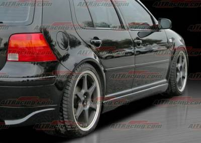 Golf - Side Skirts - AIT Racing - Volkswagen Golf AIT Racing Corsa Style Side Skirts - VWG99HICORSS