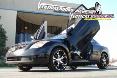 Altima - Vertical Door Kit - Vertical Doors Inc - Nissan Altima Vertical Doors Inc Vertical Lambo Door Kit - VDCNA0810