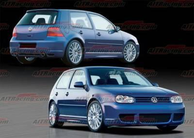 Golf - Body Kits - AIT Racing - Volkswagen Golf AIT Racing R32 Style Body Kit - VWG99HIR32CK