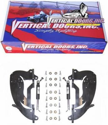 Parisienne - Vertical Door Kit - Vertical Doors Inc - Pontiac Parisienne Vertical Doors Inc Vertical Lambo Door Kit - VDCPP7790