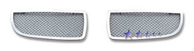Grilles - Custom Fit Grilles - APS - BMW 3 Series APS Wire Mesh Grille - Upper - Stainless Steel - W75526T