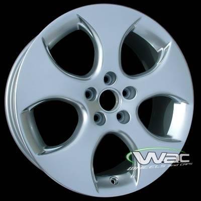 Wheels - VW 4 Wheel Packages - Wac - 18 Inch P Style - 4 Wheel Set