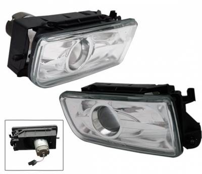4CarOption - BMW 3 Series 4CarOption Projector Fog Lights - XT-FGP-E36-9297-9