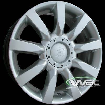 Wheels - Vw 4 Wheel Packages - Wac - 18 Inch Star - 4 Wheel Set