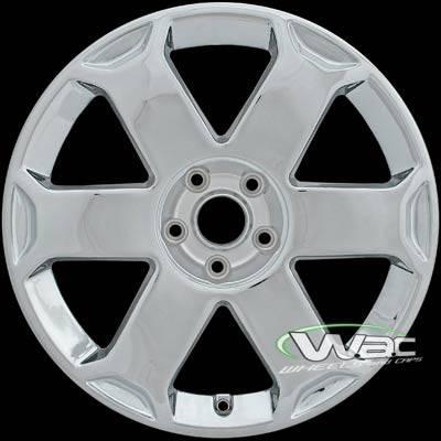 Wheels - VW 4 Wheel Packages - Wac - 18 S4 Style- 4 Wheel Set