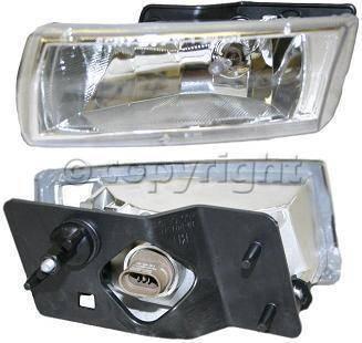 Headlights & Tail Lights - Fog Lights - Custom - Diamond Clear Fog Lights Driver Side