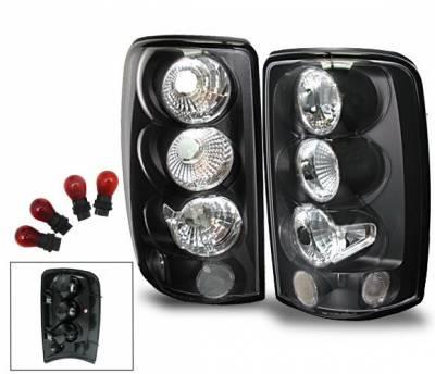 Headlights & Tail Lights - Led Tail Lights - 4CarOption - Chevrolet Suburban 4CarOption Altezza Taillights - XT-TLBK-DNL0103-6
