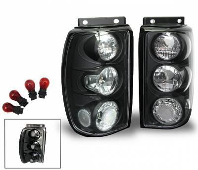 Headlights & Tail Lights - Led Tail Lights - 4CarOption - Ford Explorer 4CarOption Altezza Taillights - XT-TLBK-EXPL9597-3