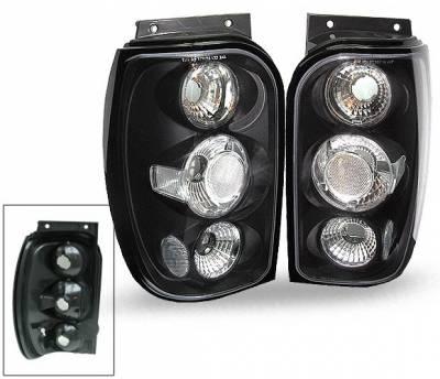 Headlights & Tail Lights - Led Tail Lights - 4CarOption - Ford Explorer 4CarOption Altezza Taillights - XT-TLBK-EXPL9801-6