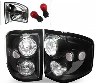 Headlights & Tail Lights - Led Tail Lights - 4CarOption - Ford F150 4CarOption Altezza Taillights - XT-TLBK-F1500103F2-6