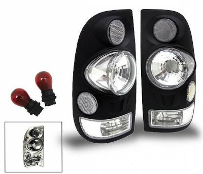 Headlights & Tail Lights - Led Tail Lights - 4CarOption - Ford F150 4CarOption Altezza Taillights - XT-TLBK-F1509701Q4-6