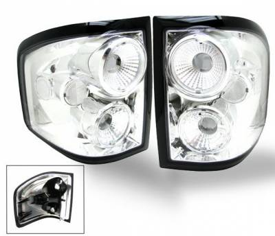 Headlights & Tail Lights - Led Tail Lights - 4CarOption - Ford F150 4CarOption Altezza Taillights - XT-TLC-F1500405FR-6