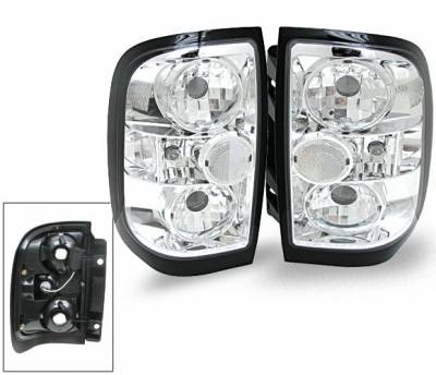 Headlights & Tail Lights - Led Tail Lights - 4CarOption - Nissan Pathfinder 4CarOption Altezza Taillights - XT-TLC-PTFR9904-6