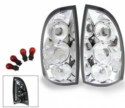 Headlights & Tail Lights - Led Tail Lights - 4CarOption - Toyota Tacoma 4CarOption Altezza Taillights - XT-TLC-TCM0506-6