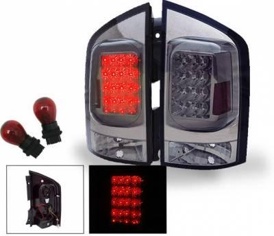 Headlights & Tail Lights - Led Tail Lights - 4CarOption - Nissan Armada 4CarOption LED Taillights - XT-TLD-AMD0407SM-6