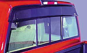 Accessories - Wind Deflectors - Wade - Wade Clear Cabguard Wind Deflector - 36101