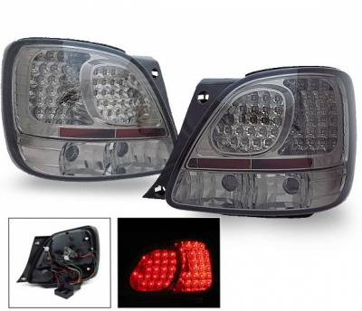 Headlights & Tail Lights - Led Tail Lights - 4CarOption - Lexus GS 4CarOption LED Taillights - XT-TLD-GS3009805SM-6