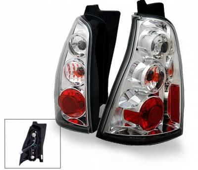 Headlights & Tail Lights - Led Tail Lights - 4CarOption - Toyota 4 Runner 4CarOption Altezza Taillights - XT-TLZ-4RNR0305-6