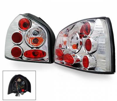 4CarOption - Audi A3 4CarOption Altezza Taillights - XT-TLZ-A39602-6