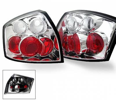 4CarOption - Audi A4 4CarOption Altezza Taillights - XT-TLZ-A40104-6