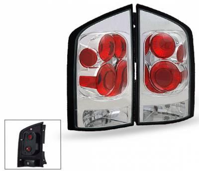 Headlights & Tail Lights - Led Tail Lights - 4CarOption - Nissan Armada 4CarOption Altezza Taillights - XT-TLZ-AMD0406-6