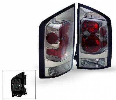 Headlights & Tail Lights - Led Tail Lights - 4CarOption - Nissan Armada 4CarOption Altezza Taillights - XT-TLZ-AMD0406SM-6