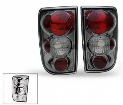 Headlights & Tail Lights - Led Tail Lights - 4CarOption - Chevrolet Blazer 4CarOption Altezza Taillights - XT-TLZ-BLZ9504SM-6