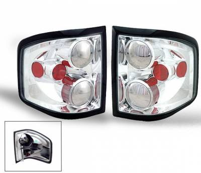 Headlights & Tail Lights - Led Tail Lights - 4CarOption - Ford F150 4CarOption Altezza Taillights - XT-TLZCM-F1500304FR