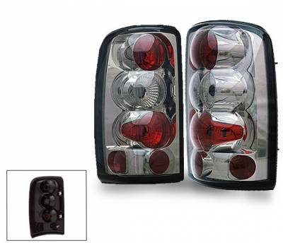 Headlights & Tail Lights - Led Tail Lights - 4CarOption - Chevrolet Tahoe 4CarOption Altezza Taillights - XT-TLZ-DNL0003SM-6