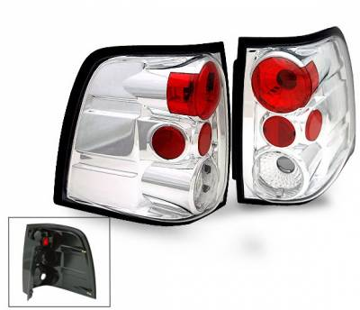 Headlights & Tail Lights - Led Tail Lights - 4CarOption - Ford Expedition 4CarOption Altezza Taillights - XT-TLZ-EXPD0304-6