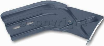 Factory OEM Auto Parts - Original OEM Bumpers - Custom - FRONT BUMPER BRACKET RH (PASSENGER SIDE)