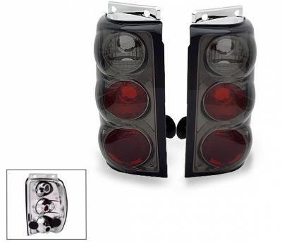 Headlights & Tail Lights - Led Tail Lights - 4CarOption - Ford Explorer 4CarOption Altezza Taillights - XT-TLZ-EXPL9597SM-6