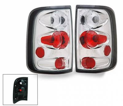 Headlights & Tail Lights - Led Tail Lights - 4CarOption - Ford F150 4CarOption Altezza Taillights - XT-TLZ-F1500304FE-6