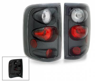 Headlights & Tail Lights - Led Tail Lights - 4CarOption - Ford F150 4CarOption Altezza Taillights - XT-TLZ-F1500304FECB