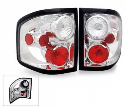 Headlights & Tail Lights - Led Tail Lights - 4CarOption - Ford F150 4CarOption Altezza Taillights - XT-TLZ-F1500405FR-6