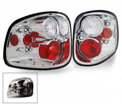 Headlights & Tail Lights - Led Tail Lights - 4CarOption - Ford F150 4CarOption Altezza Taillights - XT-TLZ-F1509700F3-6