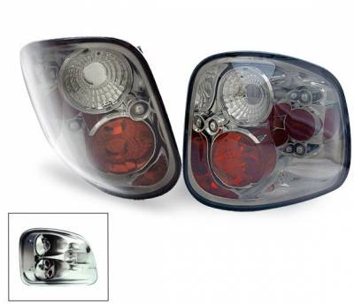 Headlights & Tail Lights - Led Tail Lights - 4CarOption - Ford F150 4CarOption Altezza Taillights - XT-TLZ-F1509700F3S-6