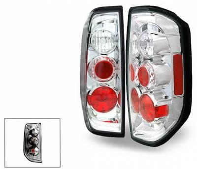 Headlights & Tail Lights - Led Tail Lights - 4CarOption - Nissan Frontier 4CarOption Altezza Taillights - XT-TLZ-FRTR0506-6