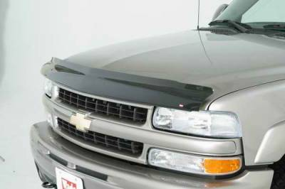 Accessories - Wind Deflectors - Wade - Wade Clear Airguard II Wind Deflector - 50561
