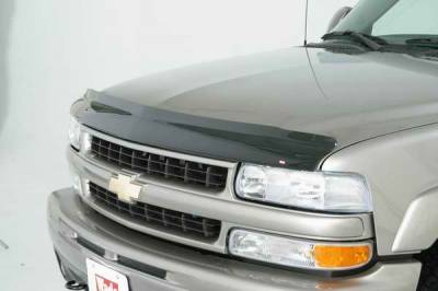 Accessories - Wind Deflectors - Wade - Wade Smoke Airguard Bug Deflector - 50764