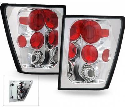 Headlights & Tail Lights - Led Tail Lights - 4CarOption - Jeep Grand Cherokee 4CarOption Altezza Taillights - XT-TLZ-GCRK0405-6