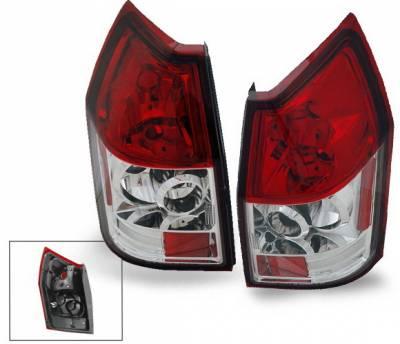 Headlights & Tail Lights - Led Tail Lights - 4CarOption - Dodge Magnum 4CarOption Altezza Taillights - XT-TLZ-MGN0507-6