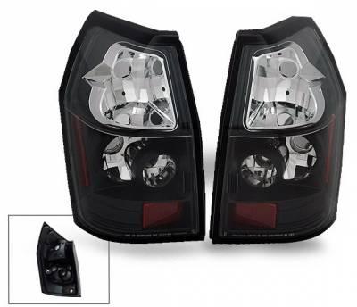 Headlights & Tail Lights - Led Tail Lights - 4CarOption - Dodge Magnum 4CarOption Altezza Taillights - XT-TLZ-MGN0507BK-6