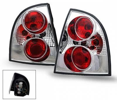 Headlights & Tail Lights - Led Tail Lights - 4CarOption - Volkswagen Passat 4CarOption Altezza Taillights - XT-TLZ-PST01044-6