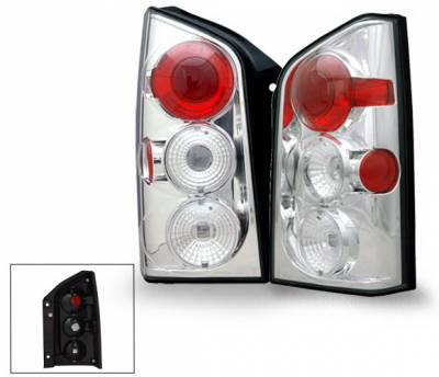 Headlights & Tail Lights - Led Tail Lights - 4CarOption - Nissan Pathfinder 4CarOption Altezza Taillights - XT-TLZ-PTFR0506-6
