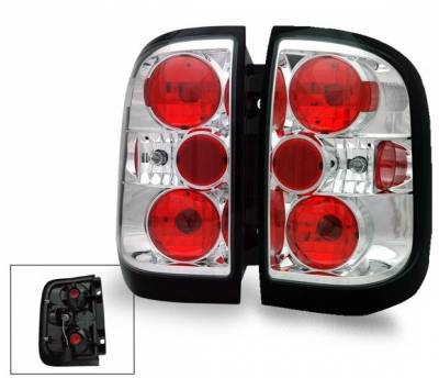 Headlights & Tail Lights - Led Tail Lights - 4CarOption - Nissan Pathfinder 4CarOption Altezza Taillights - XT-TLZ-PTFR9904-6
